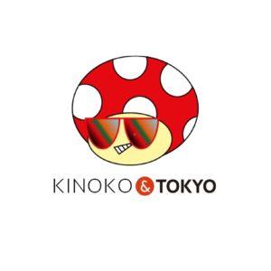 KINOKO &TOKYO ロゴ