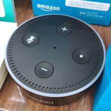 こちらは Amazon Echo Dot