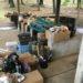 品川区子ども育成課ネイチャープロジェクト QRコードで食材探し