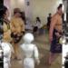 【動画】川崎巡業 大相撲を盛り上げたPepper x キノコ!
