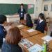 石巻桜坂高校にキノコが!Pepper社会貢献プログラム